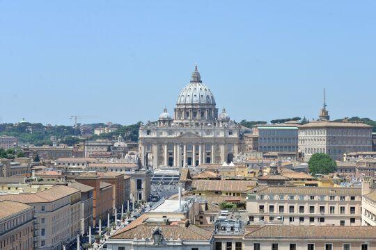 Vatikan - © Pixabay / Annett_Klingner