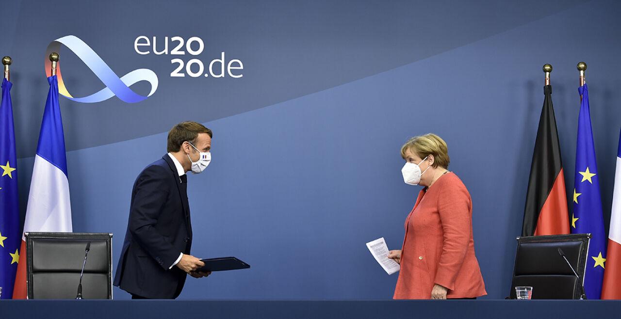 EU Budget 2020 - © Foto: APA / AFP / Pool / John Thys