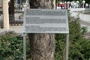 Gedenkstein Emser Depesche