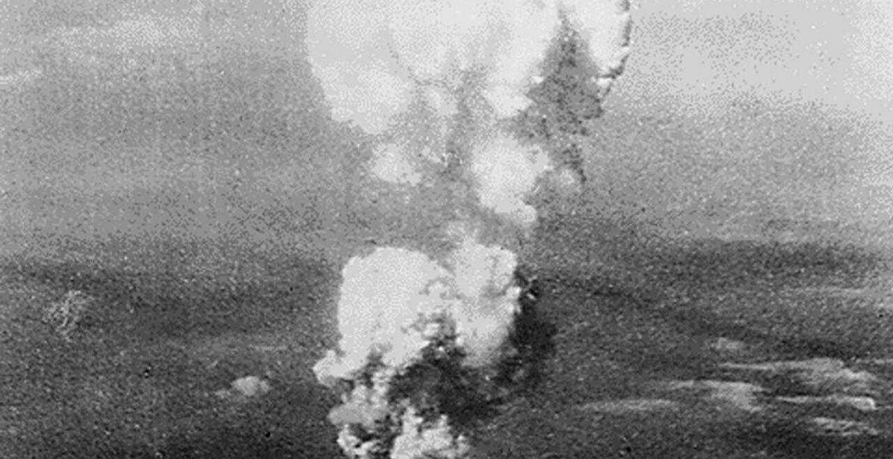Hiroshima - © Foto: APA / AFP / The National Archives / Handout