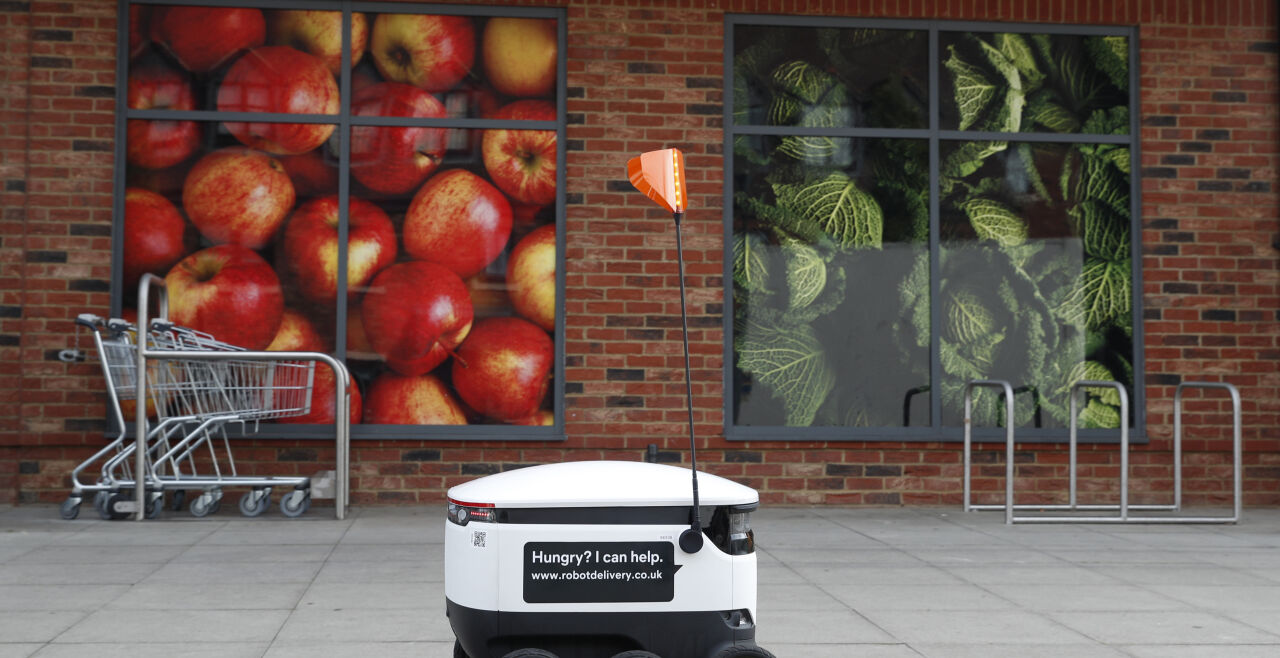 Roboter - © Foto:  Getty Images / Darren Staples