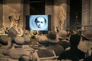 Großes Welttheater - © Foto: Salzburg Museum/Luigi Caputo
