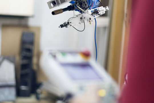 Künstliche Intelligenz  - © Foto: iStock/ zoranm