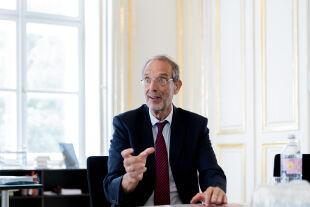 Heinz Faßmann  - © Fotos: Gianmaria Gava