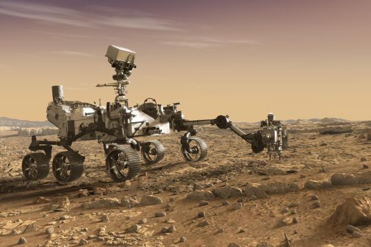 Perseverance - © Foto: NASA/JPL-Caltech - https://photojournal.jpl.nasa.gov/jpeg/PIA22105.jpg