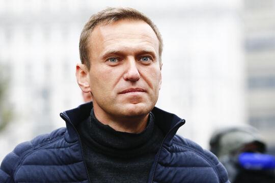 Nawalny - © Foto: Getty Images / Anadolu Agency / Sefa Karacan