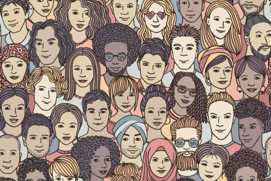 Religiöse Vielfalt - wie geht das? - © iStock/frimages