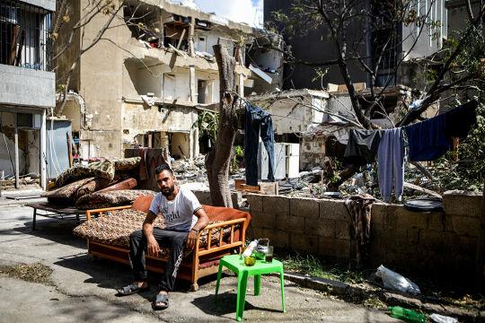 Beirut - © Foto: APA / AFP / Patrick Baz