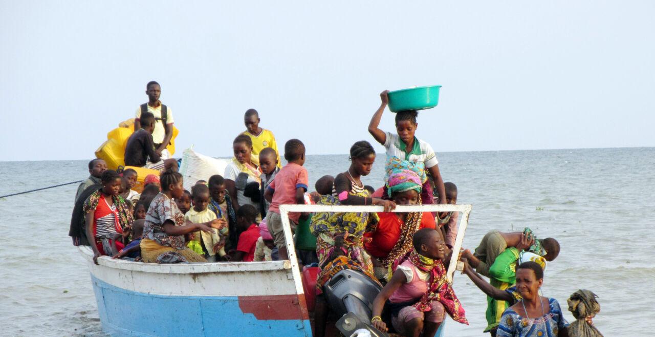 Afrika Flüchtlinge - © Foto:  picturedesk.com / dpa /Henry Wasswa