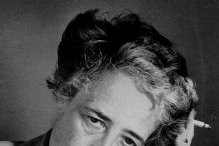 Hannah Arendt - © Foto: dpa/A0001 Upi