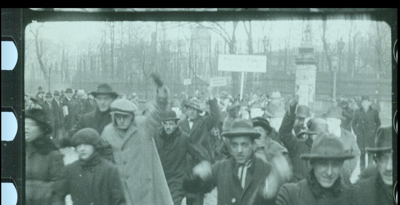 """Die Stadt ohne Juden - Filmstill aus """"Die Stadt ohne Juden"""" (1924) - © Foto: Filmarchiv Austria"""