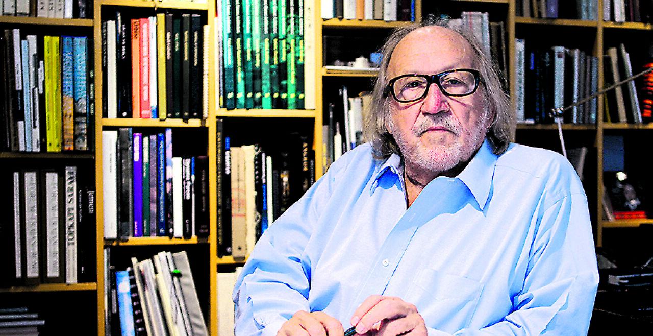 Architekt Wilhelm Holzbauer (1930-2019) - © APA / Georg Hochmuth