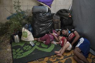 Moria - © Foto: APA / AFP / Louisa Gouliamaki