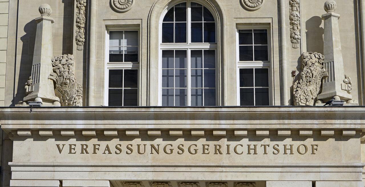 Verfassungsgerichtshof - © Foto: picturedesk.com  / Willfried Gredler-Oxenbauer