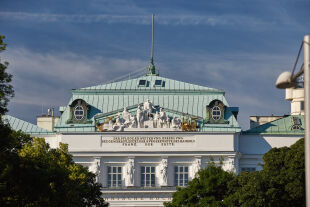 TU Wien - © Foto:Hans Ringhofer / picturedesk.com