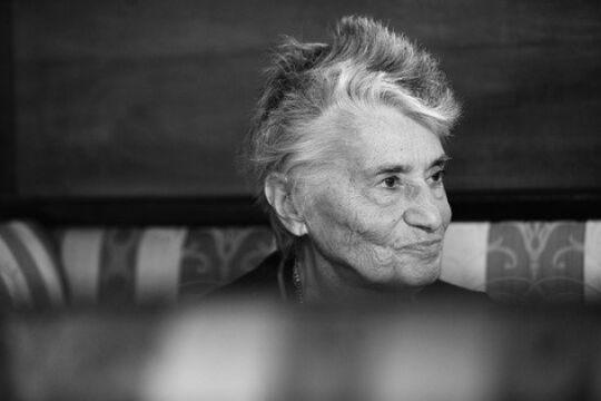 Ruth Klüger - © Foto: APA / Schneider (5) (Bildbearbeitung: Manuela Tomic)