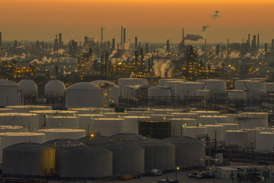 Houston - © Foto: courtesy of Anthropocene Films Inc.©2018