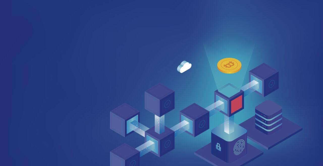Blockchain - © Grafik: iStock/miakievy