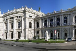 Burgtheater Wien - © Foto: Pixabay