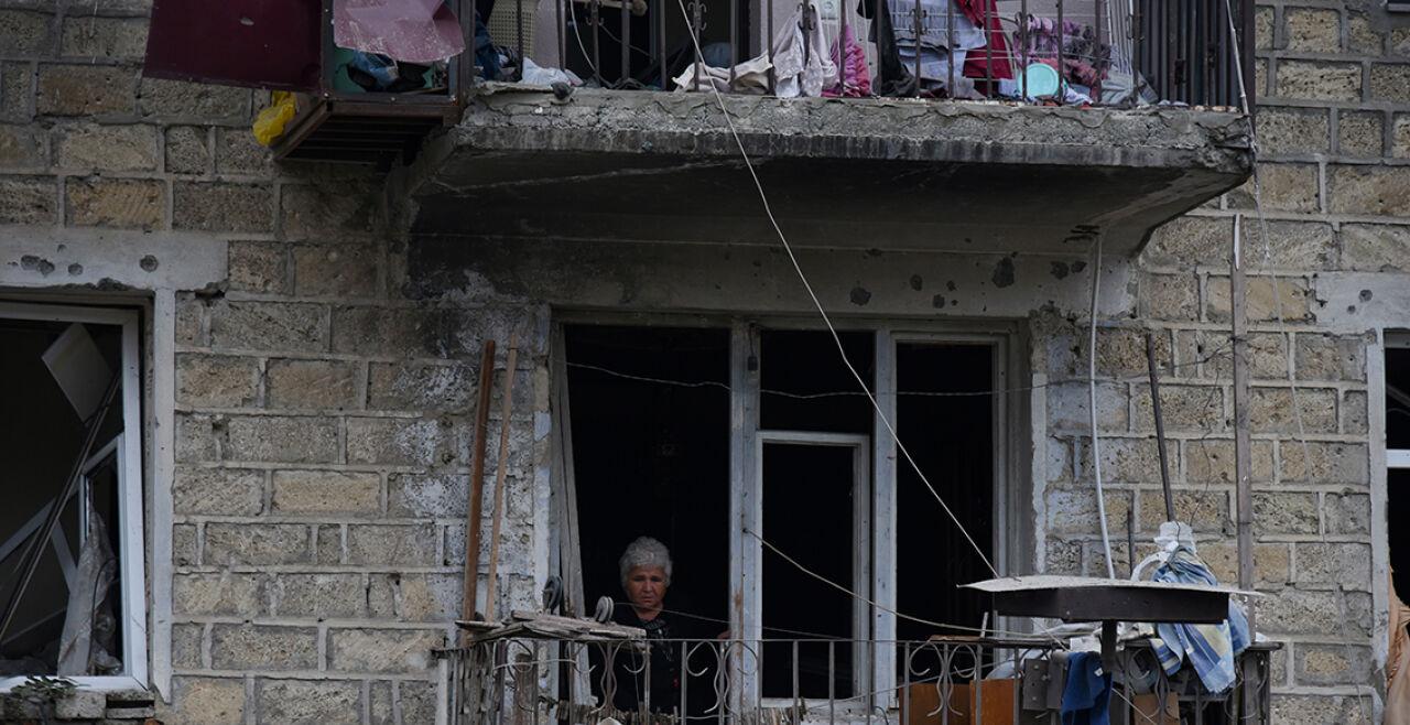 Karabach - © Foto: APA/AFP/NKR Infocenter/Davit Ghahramanyan