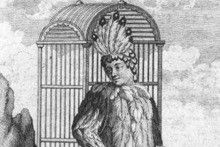 Papageno - © Foto: Wikipedia / Printer Ignaz Alberti  (gemeinfrei)