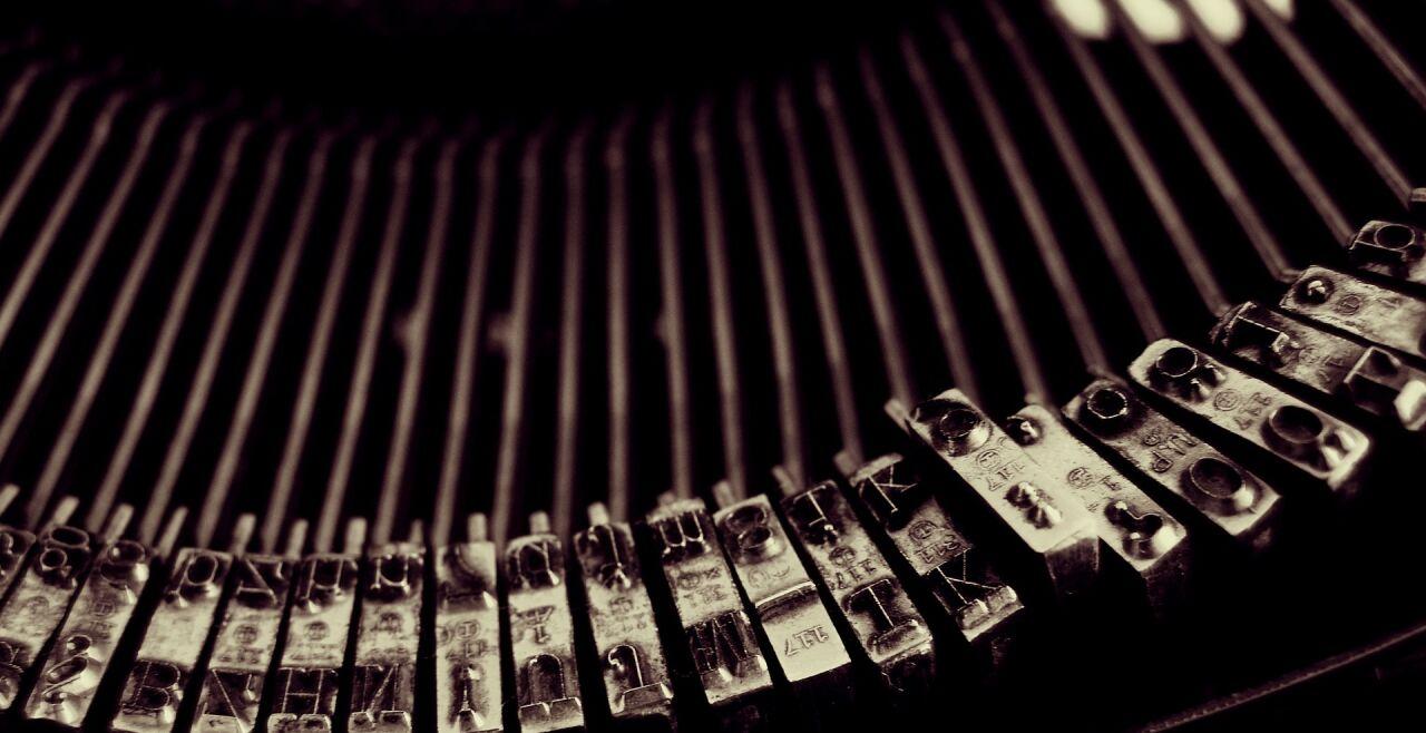Schreibmaschine - © Foto: Pixabay