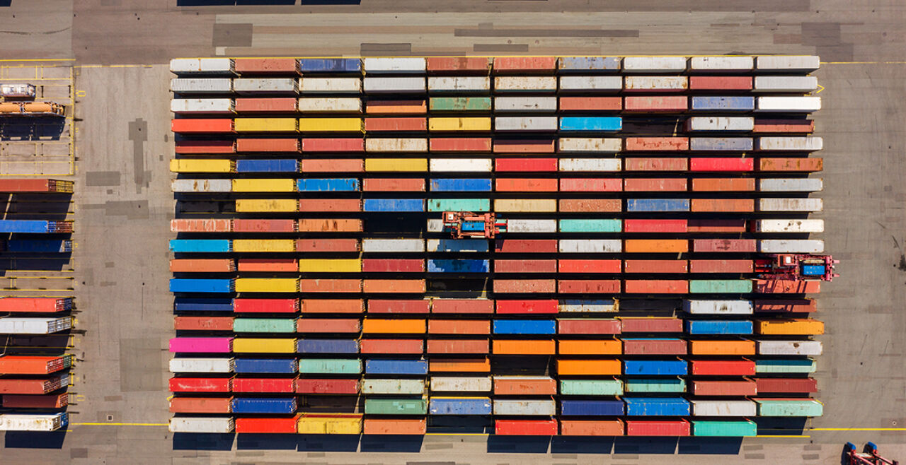 Container - © Foto: iStock/taikrixel