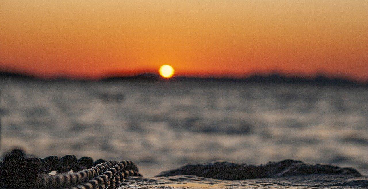 Sonnenuntergang - © Foto: Andreas Dressler/Pixabay