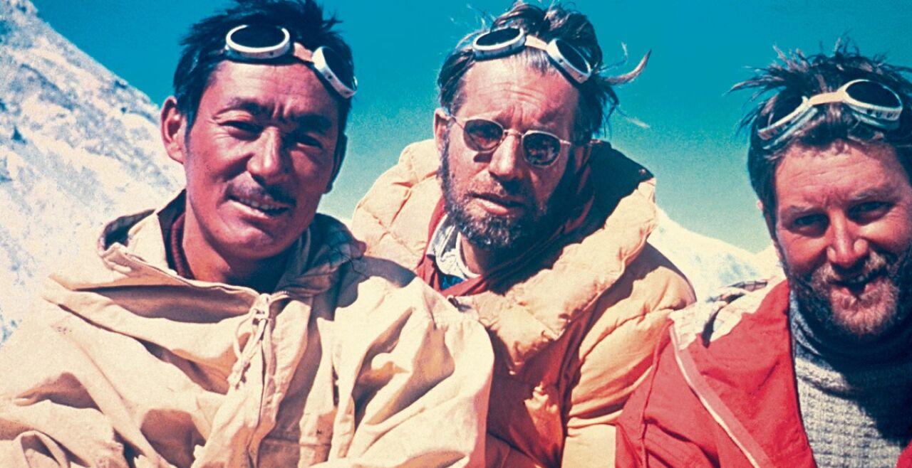 Sherpa - © Foto: Tichy / Das Leben als Reise / Tyrolia-Verlag