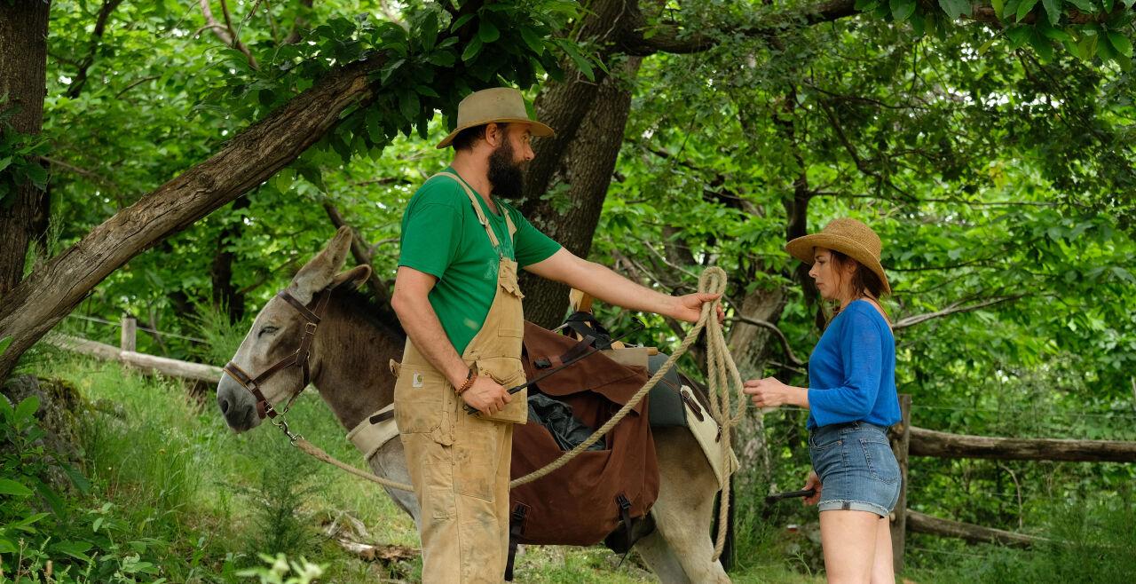 Mein Liebhaber, der Esel und ich - © Foto: Filmladen