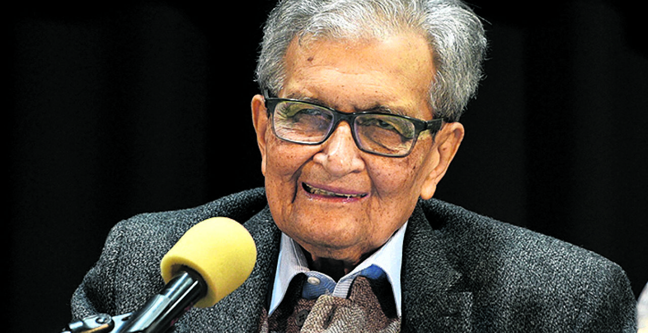 Amartya Sen - © Foto: Getty Images / Hindustan Times / Samir Jana
