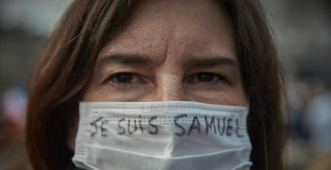 Je suis Samuel - © Foto: Getty Images / Kiran Ridley