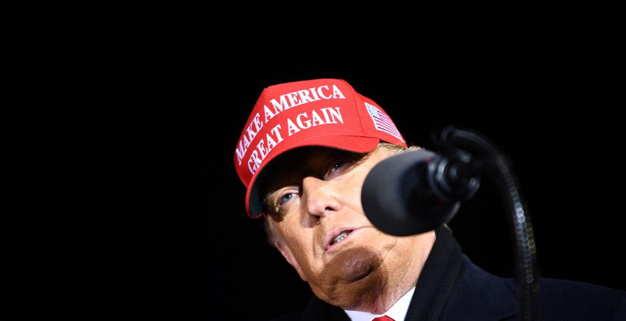 Trump - © Foto: APA / AFP / Brendan Smialowski