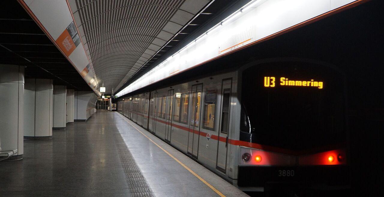 Wiener U-Bahn - Pixabay/Matthias Poczesniok