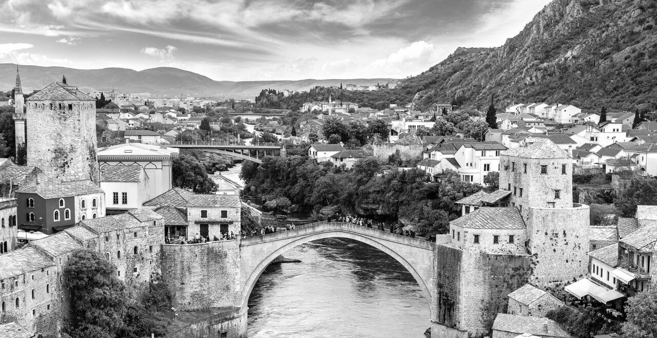 Mostar - © Foto: iStock/bloodua