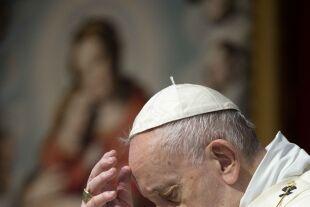 papst - © APA / AFP / Vatican Media / Handout