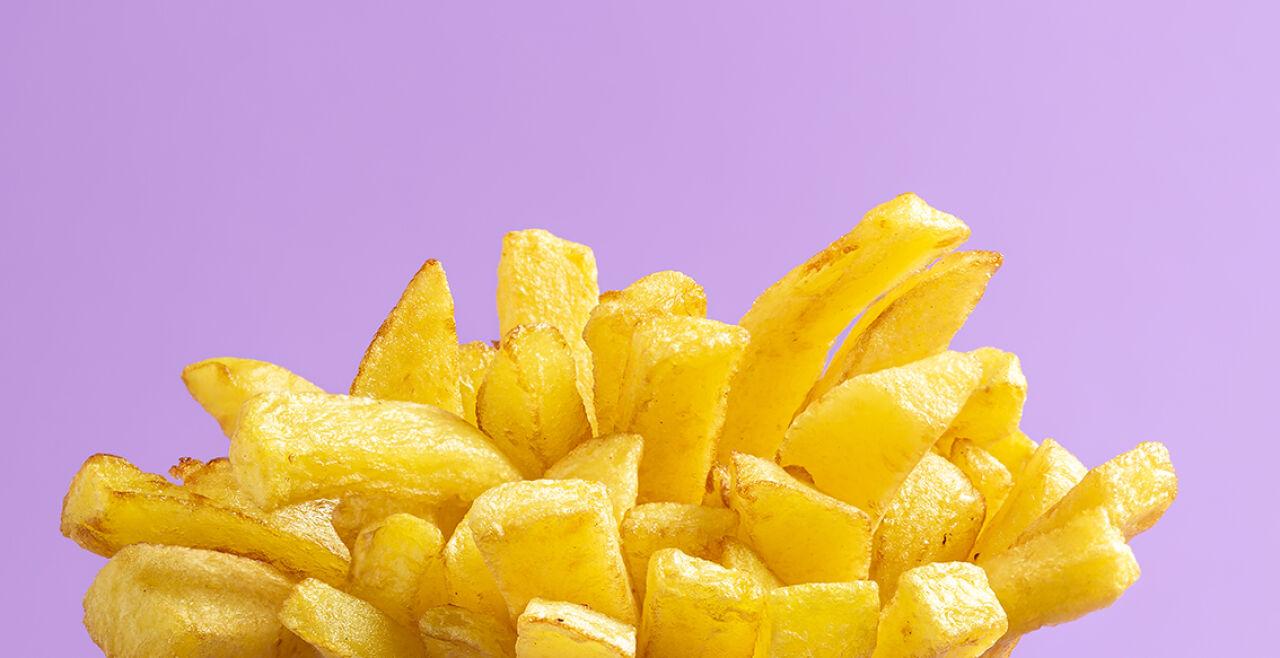 Pommes frittes - © Foto: iStock/Say-Cheese