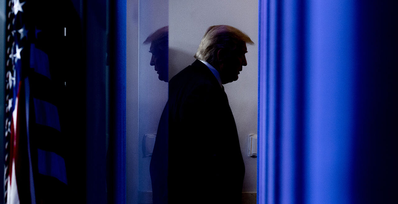 Trump  - © Foto: APA / AFP / Jim Watson