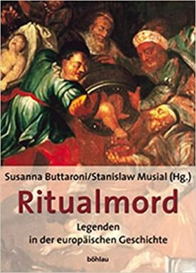 Ritualmord Cover - © Böhlau