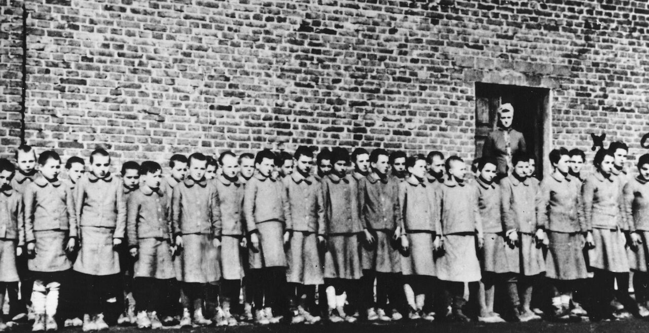 Kinderlager Lodz - © Foto: picturedesk.com / Ullstein Bild / ullstein - PAI-Foto.pl