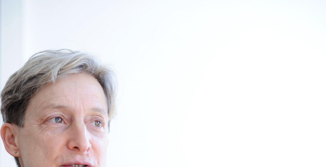 Judith Butler - © Foto: Clemens Fabry / Die Presse / picturedesk.com
