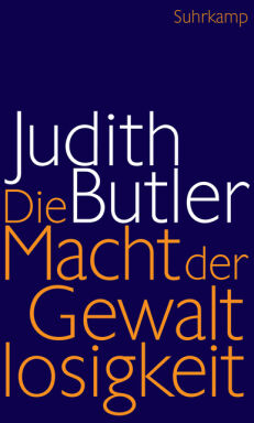 Butler - © Foto: Suhrkamp