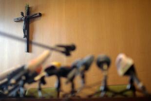 Religionsjournalismus - © picturedesk.com / dpa / Fredrik von Erichsen