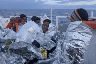 Lampedusa im Winter - © Filmladen