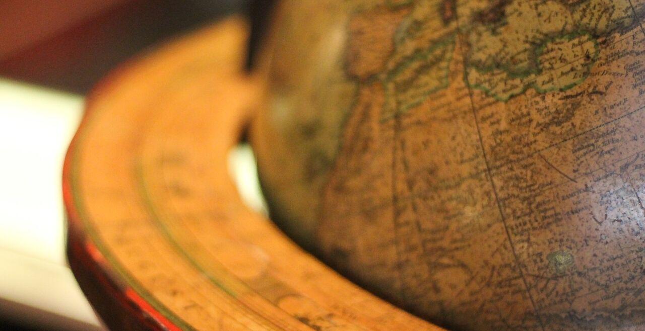 Globus Koordinaten - © Foto: Pixabay