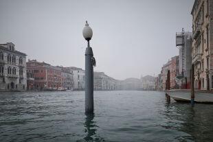 Venedig im Lockdown - © Foto: picturedesk.com / Hans Ringhofer