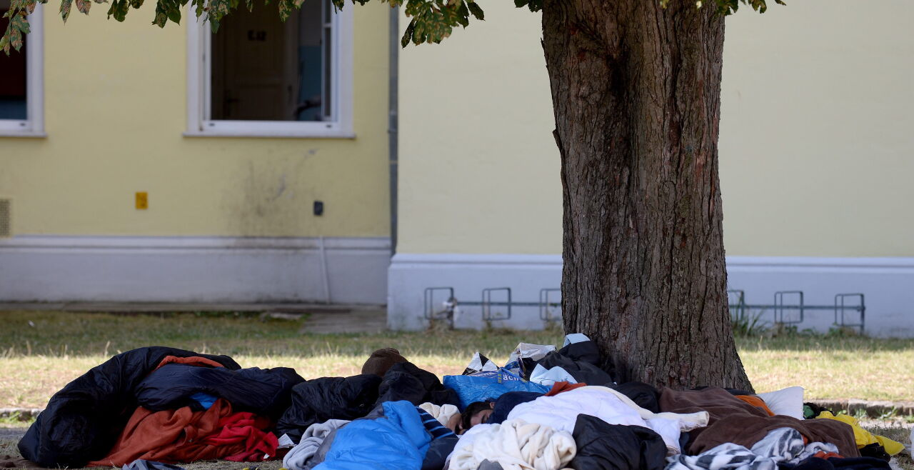 Flüchtlinge - © Foto: APA
