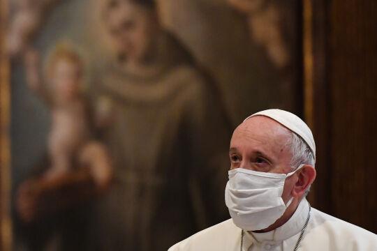 Papst Franziskus - © Foto: APA / AFP / Andreas Solaro