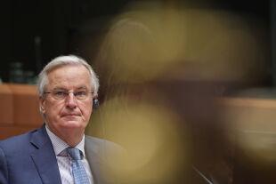 Brexit-Chefverhandler Michel Barnier  - Michel Barnier, 69, soll den Brexit- Schaden für die EU so gering wie möglich halten. Sein Vorbild: Valéry Giscard d'Estaing.