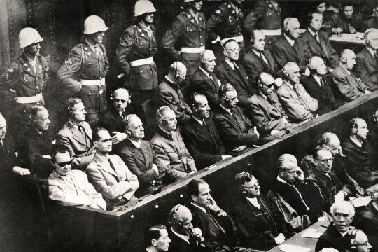 Nürnberger Nazis - © Foto: APA / AFP